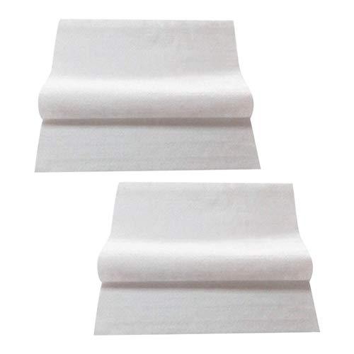 XIAOFANG 12pcs électrostatique Coton Fit for Xiaomi Mi Climatiseur Purificateur d'air Pro / 1/2 Filtres Purificateur d'air HEPA (Color : White)