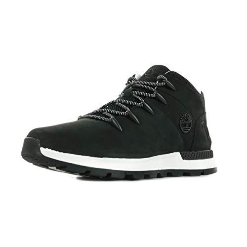 Timberland 0A2564_42, Zapatos de Trekking Hombre, Black, EU