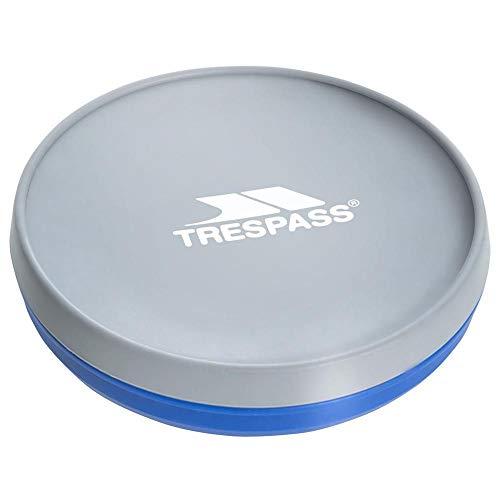 TRESPASS Miska1000largesilico Taza Plegable, Adultos Unisex, BLU (Azul), Talla Única