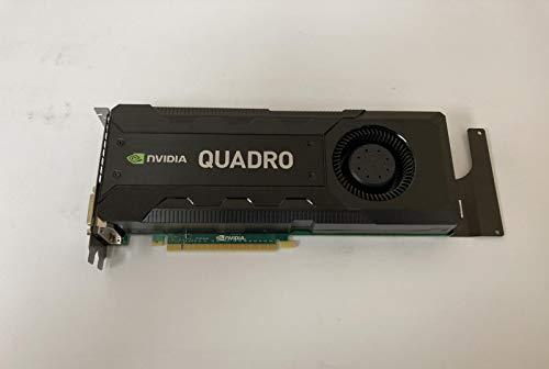 Nvidia Quadro K5200 8GB 256-Bit PCIe x16 Computer Grafikkarte GPU Dell R93GX