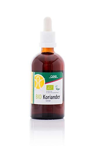 GSE Koriander-Extrakt (Bio), 1er Pack (1 x 100 ml)