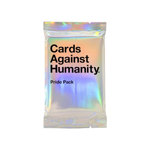 Cards Against Humanity: Pride Pack , Silver
