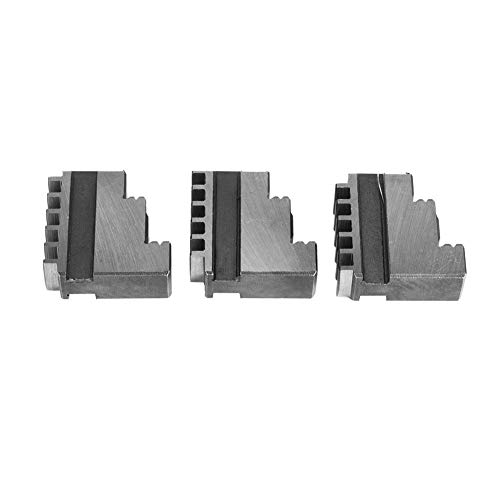Check Out This Chuck Jaw, 3 Pcs K11-100 External Jaw 4in Chuck 20CrMnTi High Strength Long Service L...