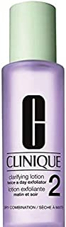Clinique Clarifying Moisture Lotion 2 for Dry Combination Skin - 6.7 fl oz / 200 ml