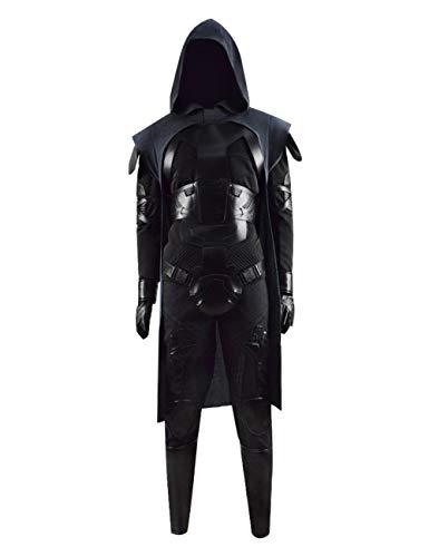 TISEAS Adult Men's Paul Atreides Cosplay Costume Sci-Fi Movie Character Paul Black...