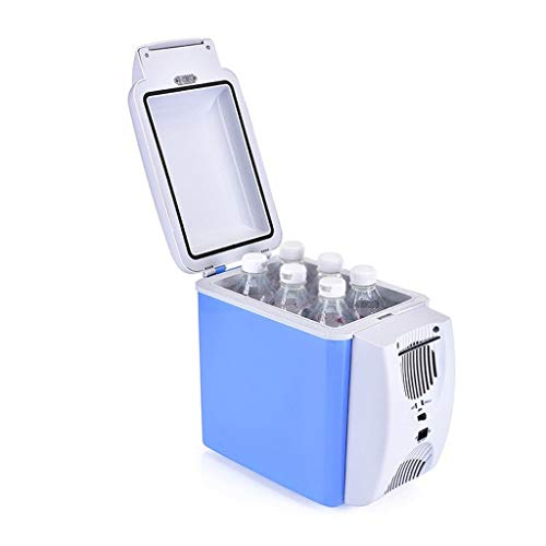 New PingFanMi Mini Portable Car Refrigerator 7.5L Large Capacity Drink Fruit Cooling Box, Practical ...