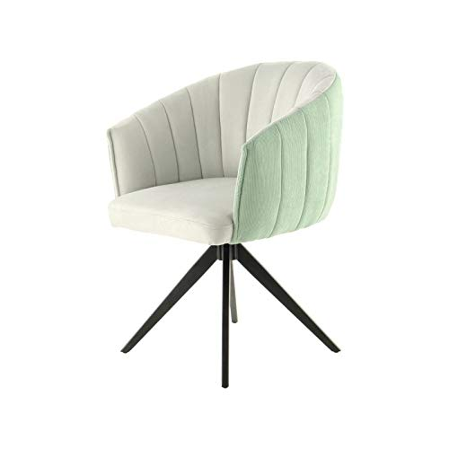 Paris Prix - Chaise Design Keira 82cm Vert