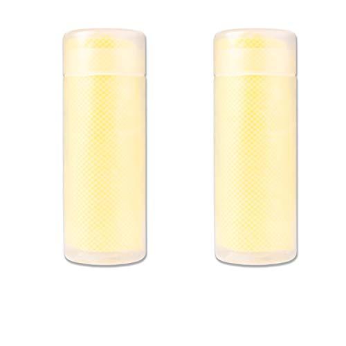 Filzada® 2X Panno miracoloso/Panno Super Assorbente - Ultra Assorbente - Senza Pelucchi - Pulizia a Umido Senza Pelucchi di finestre, bagni, Vetro, Vernice