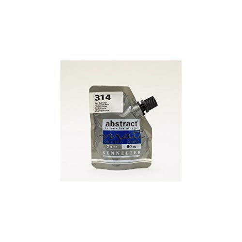 Sennelier Color acrílico mate Serie Abstract Matt 60 ml 314 azul ultramar