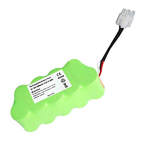 10.8V 2000mah Battery Compatible for Shark XBT1106N SV1110 SV1106N SV1110N SV11O6N SV116N Cordless Stick Vacuum Coaster