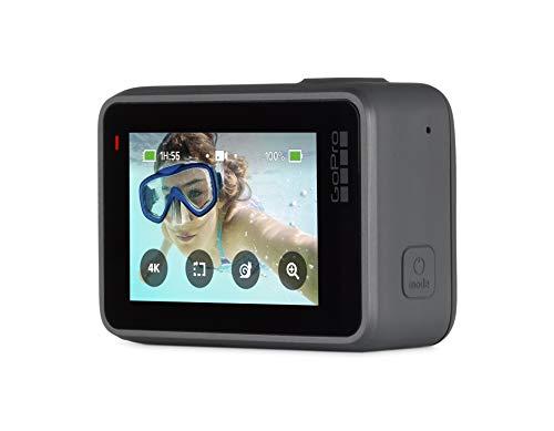 GoPro HERO7 Argent Silver CHDHC-601  - Action Camera Numérique Étanche Écran Tactile 4K Video HD 10MP Photos - 3