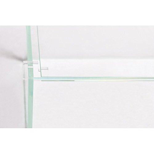 OrinocoGlass Acrylhalter 8mm / Halterung für Abdeckscheiben