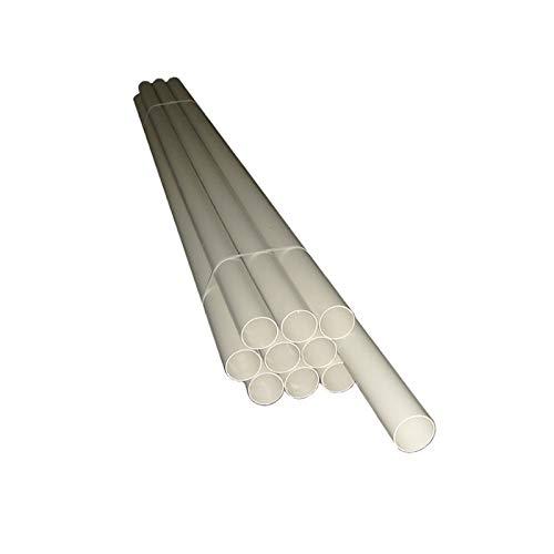 Plaque coup/é de PVC rigide 495 x 495 x 6 mm gris RAL 7011
