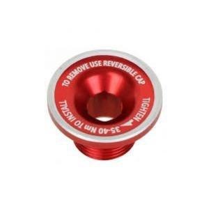 rotor Tornillo Biela 3D+ Rojo