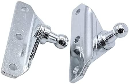 2 Pcs 10MM Ball Max 40% OFF Stud Brackets For Spring Prop Gas Popular shop is the lowest price challenge Strut M 10
