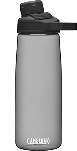 CamelBak Chute Mag, Borraccia Unisex Adulto, Carbone, 750 ml