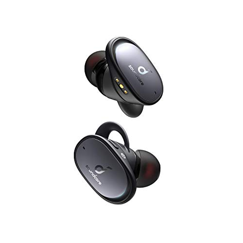 Anker Soundcore Liberty 2 Pro True Wireless Earbuds, Bluetooth Earbuds with Astria Coaxial Acoustic Architecture, in-Ear Studio Performance, 8-Hour Playtime, HearID Personalized EQ, Wireless Charging