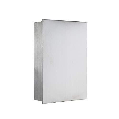 Miroir de salle de bain LED Armoire murale de rangement de la salle de bains de haute qualité, sur les armoires de meubles de rangement des toilettes pour salle de bain ou salon Armoire murale décorat