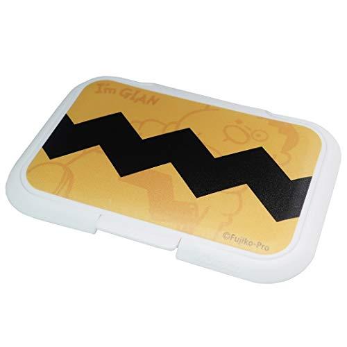 マリオクラフト ドラえもん[貼ってはがせるウェットシートのフタ]Bitatto ビタット L/ジャイアン サンリオ 対応取り出し口サイズ:90×53mm以内