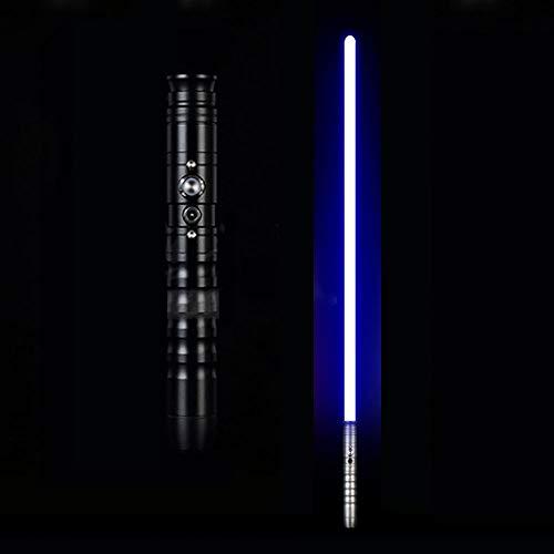 YXCC Lightsaber Guerre Stellari con Spada Laser Bacchette con Spada Laser Lama con Spada Laser Spada Laser di Star Wars Padre e Figlio Oggetti di Scena interattivi