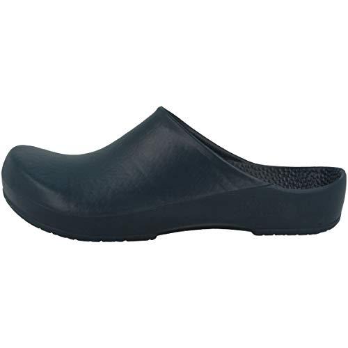 Birki's Klassik Birki Chaussures à Boucle pour Femme - Bleu - Bleu 067070, 43 EU EU