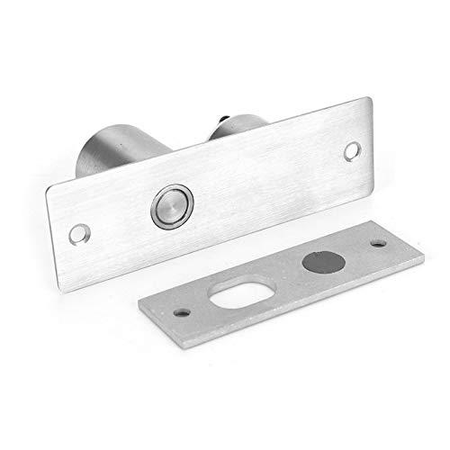 Cuerpo de cerradura de metal con cerrojo eléctrico, para puertas de madera, para puertas de seguridad