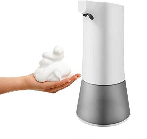 Morwealth Seifenspender Automatisch 350ml, Seifenspender Automatisch Elektrischer Seifenspender mit Sensor Automatischer Seifenspender für Küchen und Badezimmer