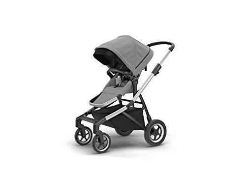 Thule Sleek City Stroller, Grey Melange