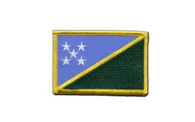 Aufnäher Patch Flagge Salomon Inseln - 8 x 6 cm