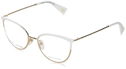 Marc Jacobs eyeglasses (MARC 256 VK6) Acetate Metal White Gold Copper VK6...