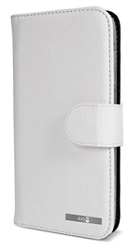 Doro Wallet Hülle (geeignet für Liberto 822/802x/803x) weiß