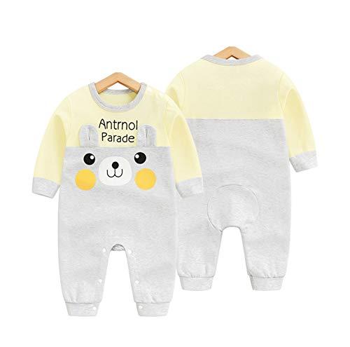 Baby clothes Prem Girl Set Baby Onesies Primavera e Autunno da Uomo e da Donna Bambino Autunno Pigiama Manica Lunga One Piece ottimale qualità Cotone Classe A