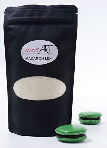 Macaron-Backmischung 250 g grün - Glutenfrei