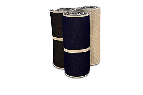 EvergreenWeb - Twist Bed Easy Matelas en mousse Enroulable Support Ergonomique - Pliant Matelas Portable Épaissir Coussin Tatami Topper Matelas pour Accueil Camping Lit Simple (Twist Bed Easy, 80x195)