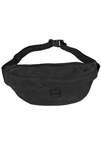 Urban Classics Shoulder Bag Umhängetasche 48 cm, Black