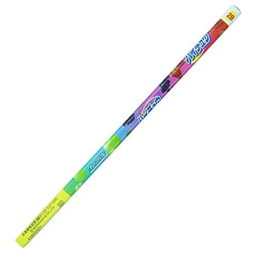 おやつマーケット ハイチュウ 2B鉛筆 黒