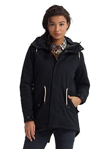 Burton Womens Insulator Sadie Jacket, True Black, Large