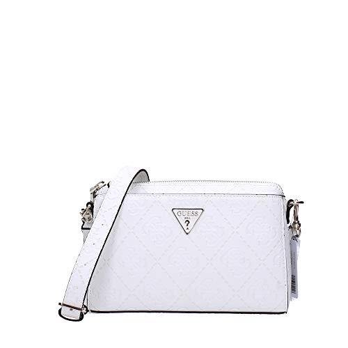 Guess MADDY VD729114 borsa tracolla donna crossbody logato bianco