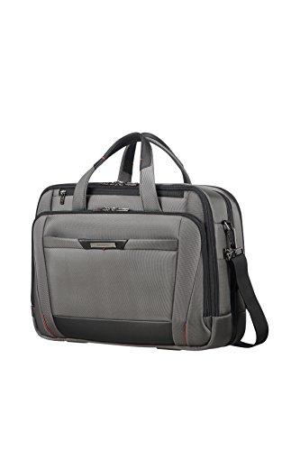 SAMSONITE PRO DLX 5 Bailhandle Erweiterbar fur 173 Laptop 24531L Magnetic Grey
