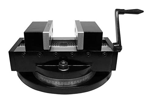 PAULIMOT Maschinen-Schraubstock 104 mm Backenbreite, selbstzentrierend
