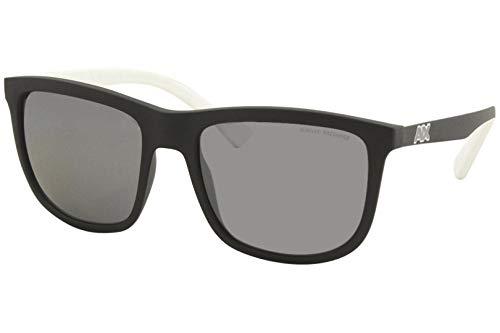 óculos de sol Armani Exchange mod ax4093s 8078z3 polarizado
