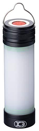 キジマ(Kijima) K3 マルチツーリングライト LEDランプ ランタン/スポット/ビーム/エマージェンシー 3000mah...