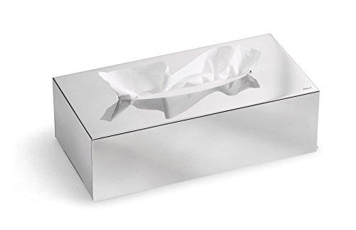 blomus 66660 NEXIO - Caja para pañuelos de Papel, Brillo