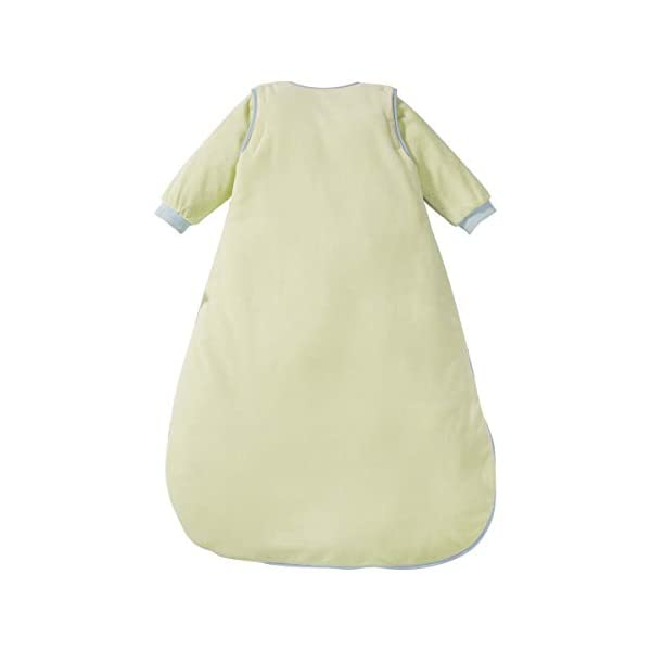Sterntaler Sleeping Bag for Toddlers, Removable sleeves, Heat regulation, With Zip, Size: 70, Emmi, Multicoloured