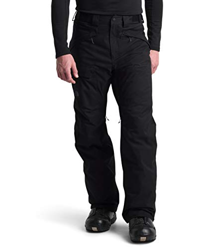 The North Face Men's Freedom Insulated Pant, TNF Black, L, REG