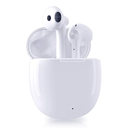 Auriculares Bluetooth,Auriculares Inalámbricos,Auriculares Internos, Auriculares con cancelación de Ruido,adecuados para iPhone Android Airpods Pro Huawei