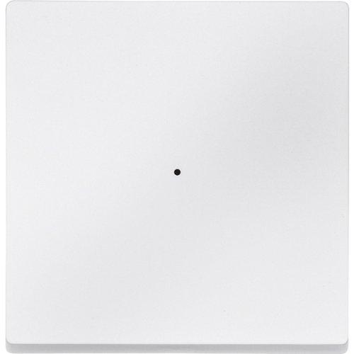 Merten 505119 Funk-Taster CONNECT, 1fach, polarweiß, System M