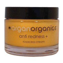 Arganorganics Anti Redness Rosacea Cream Completely Natural