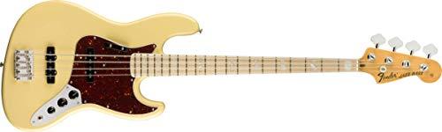 Fender エレキベース American Original `70s Jazz Bass®, Maple Fingerboard, Vintage White