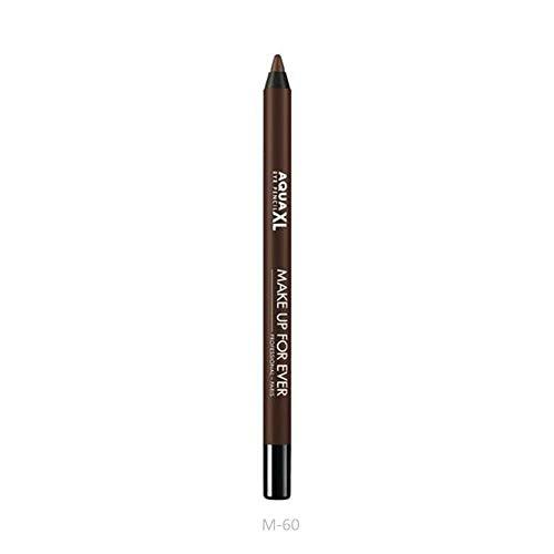 Make Up For Ever Aqua XL Extra Long Lasting Waterproof Eye Pencil - # M-60 (Matte Dark Brown) 1.2g/0.04oz
